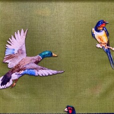 Ткань Galleria Arben GARDA 40001