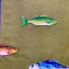 Ткань Galleria Arben PESCI 40101