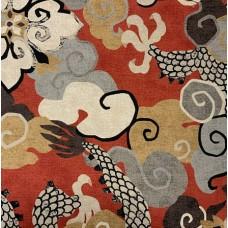 Ткань Galleria Arben MAGIC DRAGON RED