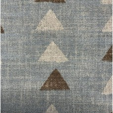 Ткань Galleria Arben NOMADIC TRIANGLE SEAGLASS