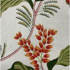 Ткань Galleria Arben SYLVIE 340 MANDARIN