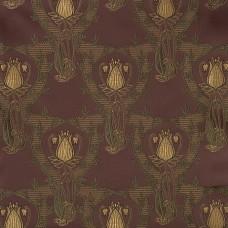 Ткань Galleria Arben TIFFANY BURGUNDY