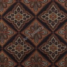 Ткань Galleria Arben DAYLON CHOCOLADE