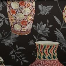 Ткань Galleria Arben IMPERIAL GARDEN CHESTNUT