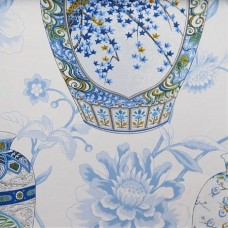 Ткань Galleria Arben IMPERIAL GARDEN CHINA BLUE
