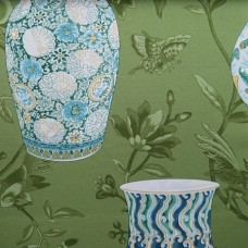 Ткань Galleria Arben IMPERIAL GARDEN JADE
