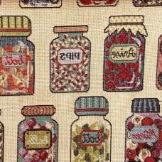 Ткань Galleria Arben KARAMEL BEIGE